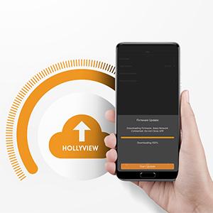 firmware update amp; smart channel scan