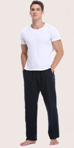 Vlazom Men's Pajama Sets