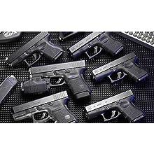 All kinds of guns
