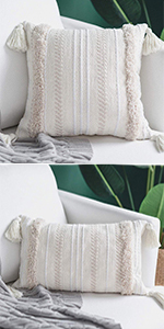20 x 20 pillow cover cute pillow white throw pillow cover cushion cover 18 x 18 bohemian room decor