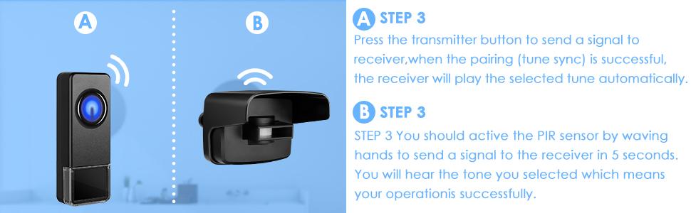 driveway wireless alert