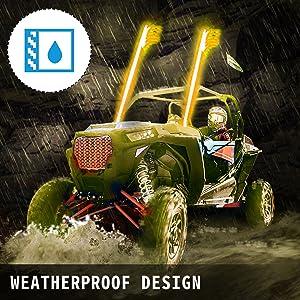 Weatherproof Design