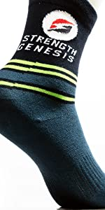 SG Fitness Socks - The Flagship
