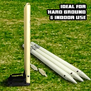 Ideal for Hard Ground & Indoor Use