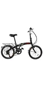 xspec black bike