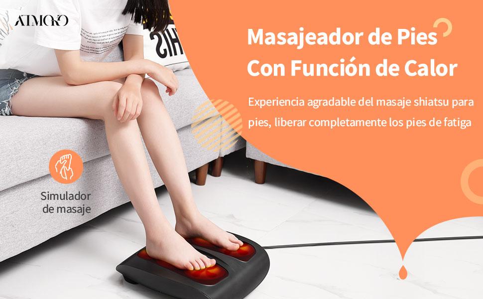 Masajeadores de pies