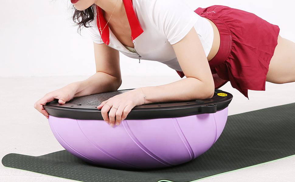 Yoga Half Ball