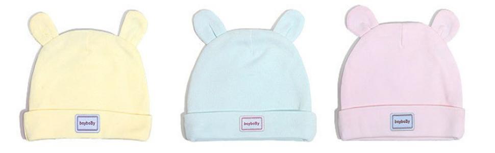 sombrere de algodon para niños