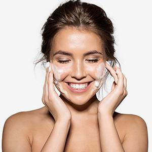 skin face body wash