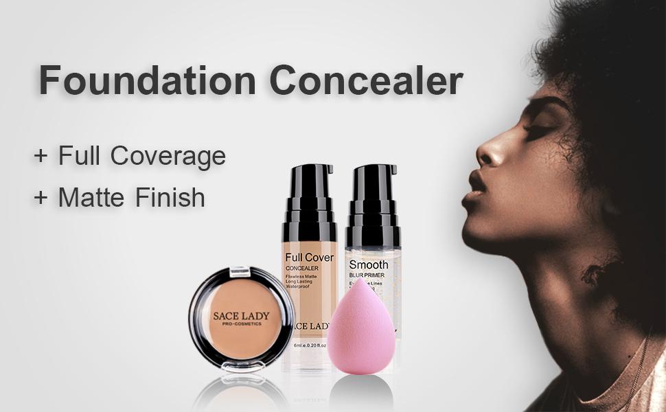 foundation concealer