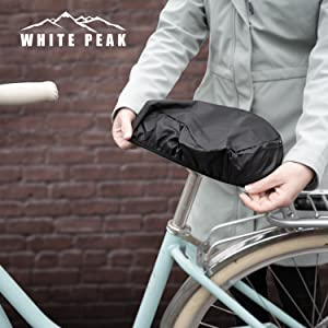 sattelabdeckung fahrradsitz abdeckung bicycle schutzhülle mountainbike hollandrad