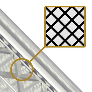 The cellhelmet Altitude X Series case has Cross Diffuse technology built into it.