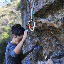 FVW durable and soild carabiners