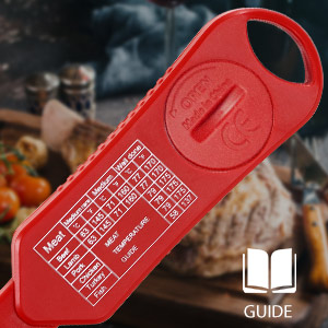 digital meat thermometer kitchen