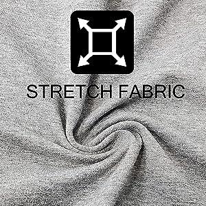 Stretch Slim Fit Material Fabric