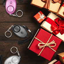 Eletorot Personal Mini Alarmas de seguridad 140DB aprobada por la ...