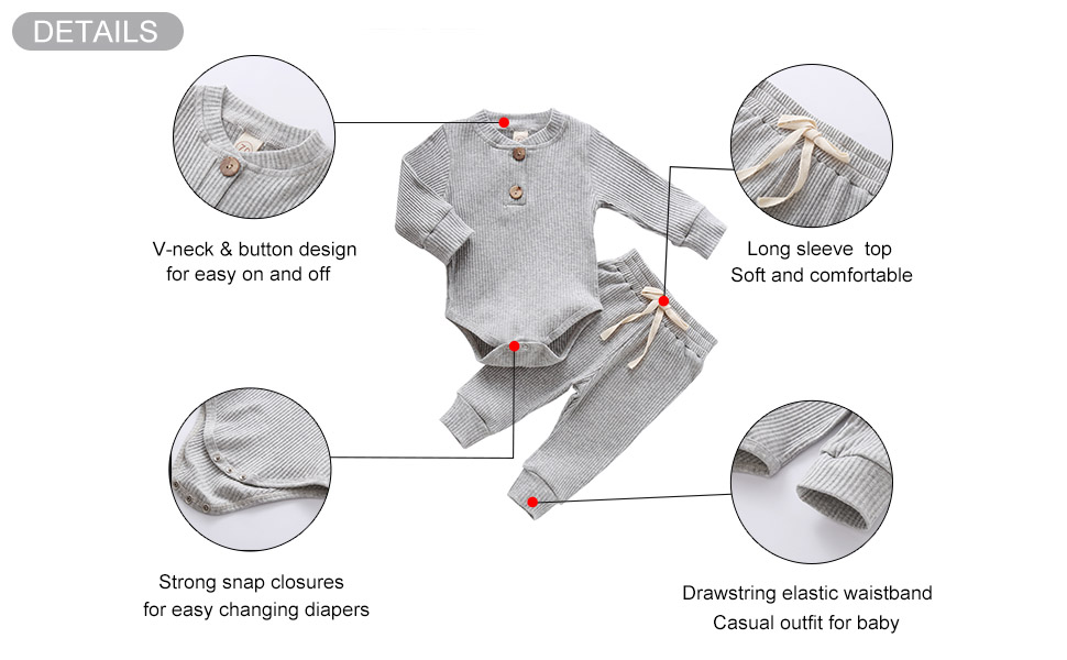 baby boy clothes set fall winter outfit