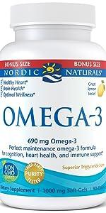 omega 3, fish oil