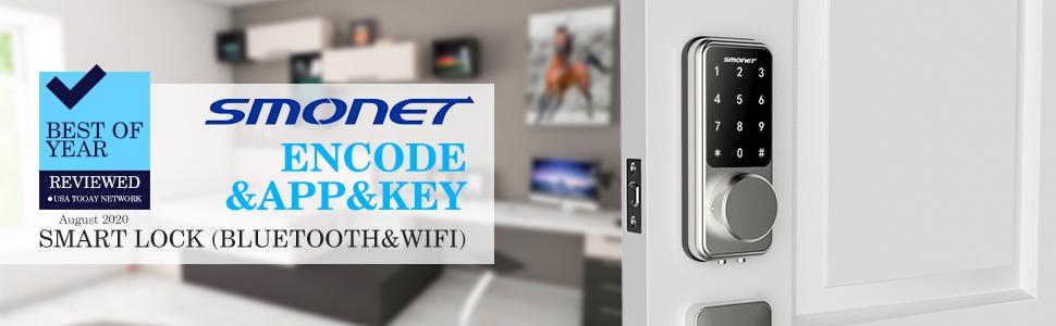 smonet smart lock