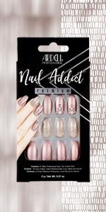 Ardell Nail Addict - Metallic Lilac Pearl