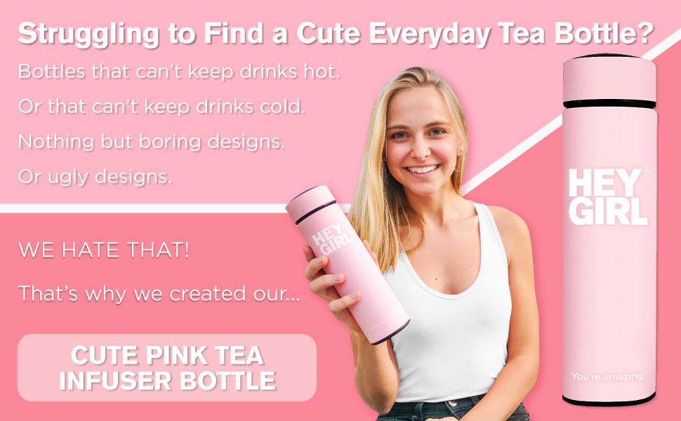 tea infuser bottle for loose tea tea infuser water bottle water bottle insulated