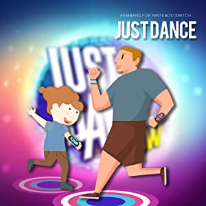 switch wrist band for just dance