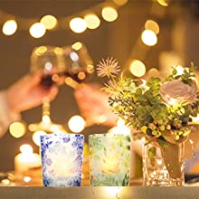 Votive Candle Holders for Wedding