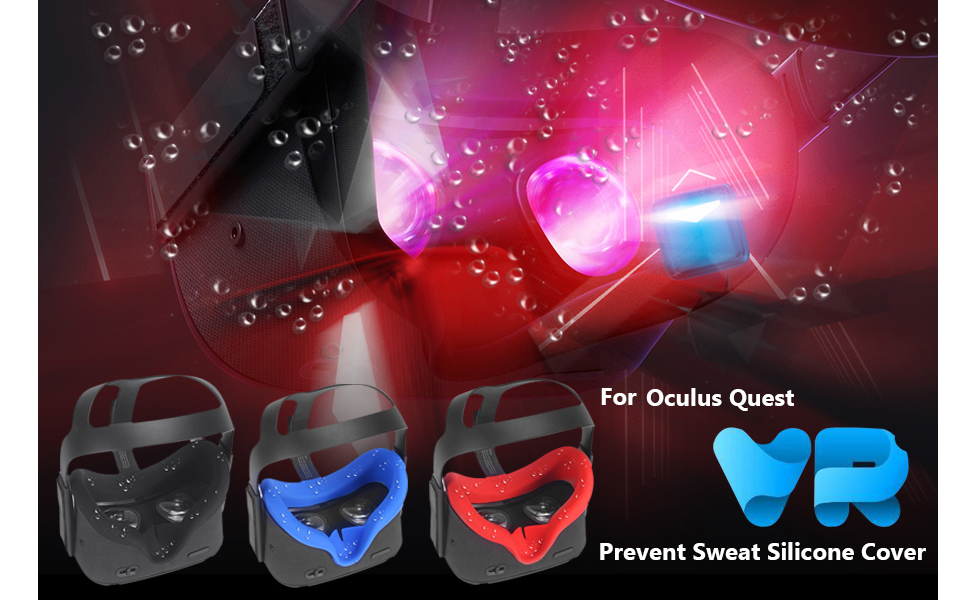 Eye Mask Compatible for Oculus Quest