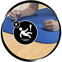 Double-sided Mat with Non-slip Property