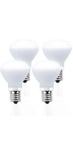 R14 Mini Reflector LED Bulbs