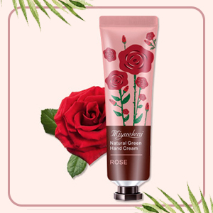 Naturals Rose Hand Cream 30g