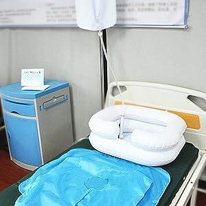 Bedside Shower System
