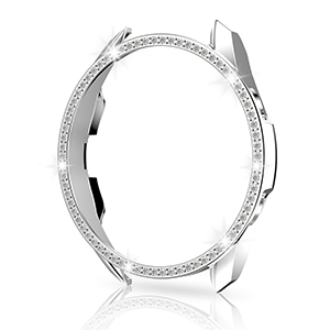 Bling Case Compatible with Samsung Galaxy Watch 3 41mm 45mm Cover Bumper Frame