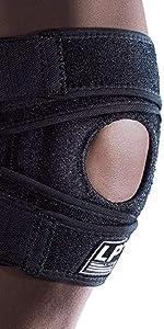 Lp Support Patella Rezentrierungsbandage, bei Instabilität der Kniescheibe (Patella)
