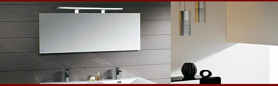 Ontwerp lamp spiegel licht LED licht opbouwlamp