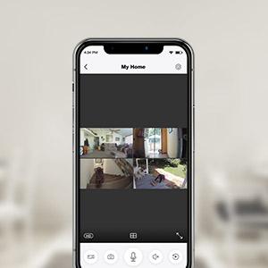Zmodo Camera, Mini Cam, Security Camera, Mini Security Camera, Security, Home Security, Home.  1080p