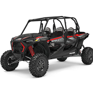 UTV Cover Heavy Double Row Seat Cover 4-6 Passenger for Polaris RZR Yamaha Can-Am