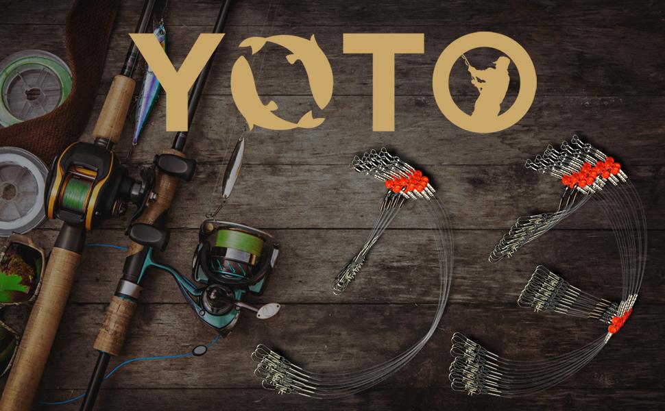 YOTO Fishing Leaders