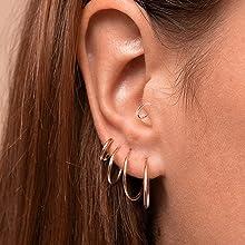 Cartilage/Conch Earrings