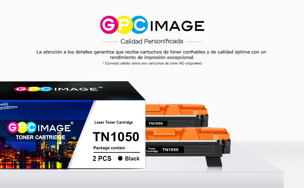 TN1050  Brother DCP-1510 DCP-1512 HL-1110 HL-1210W DCP-1612 DCP-1610W HL-1112 MFC-1810 MFC-1910W