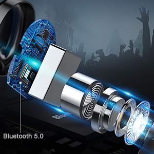 bluetooth 5.0 wireless earphones tws