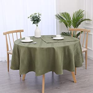"""Randall Waffle Stripe Napkin Set of 4 Wedding or Party Solid Washable for Holiday Dining Sage 19/""""/×19"""