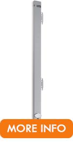 4 drawer file locking bar gray