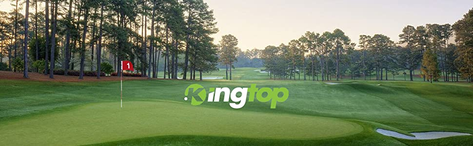 KINGTOP GOLF FLAG