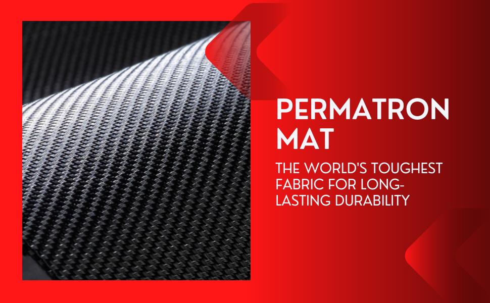 Long-Lasting Trampoline Mat