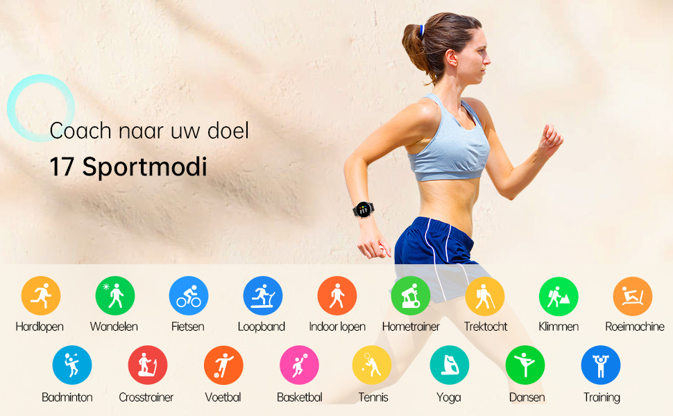 17 Sport Modes