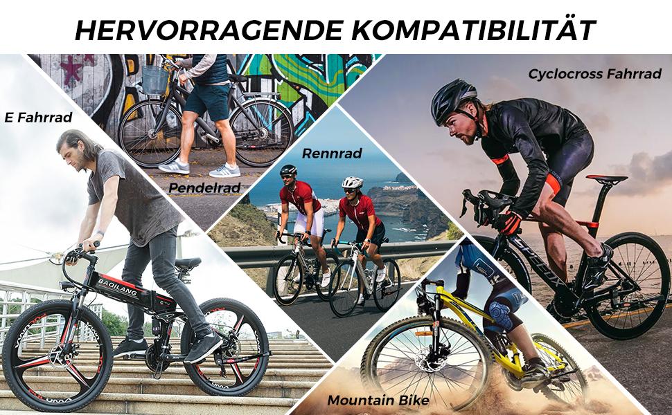 Für MTB Ständer Höhenverstellbar Zubehör Fahrrad Neu Langlebig Versorgung