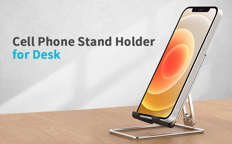 Senose Cell Phone Stand for Desk