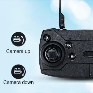 4K Camera wif Micro Shock Absorption