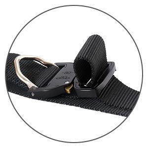 Adjustable inner belt